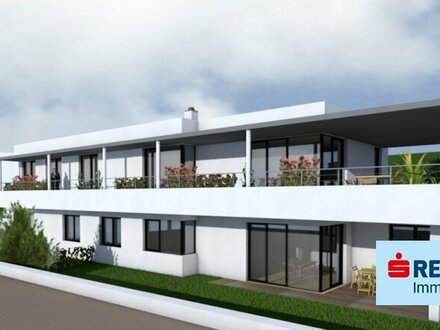Ihr neues Zuhause - Moderne Gartenwohnung mit Donaublick