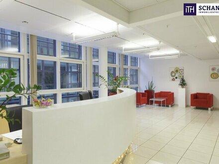 ITH: TRAUMBÜRO IM 1. BEZIRK MIT FULL-SERVICE! PROVISIONSFREI! TIEFGARAGE + EIGENE KANTINE! FLÄCHEN VON 8 m² BIS 300 m²!