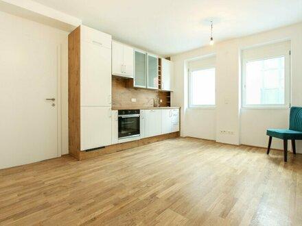 2 Zimmer DG Wohnungen mit Co-Living Bereich und Terrasse!