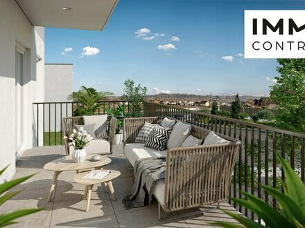 Smarte Terrassenwohnung für Zwei - Provisionsfrei