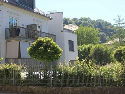 3-Zimmer-Terrassenwohnung in der Riedenburg