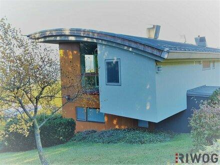 Die Stadt Graz liegt Ihnen zu Füßen - Villa in absoluter Traumlage mit rund 1.800 m² Bauland und Architektenstudie in 8045…