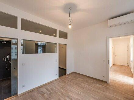 ++NEU++ Sehr hochwertiger 2-Zimmer ALTBAU-ERSTBEZUG mit Balkon! ***Hofruhelage***