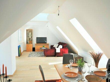 ERSTBEZUG! Wohnen im Biedermeier-Schlössl in Maria Enzersdorf, 4 Zimmer - PROVISIONSFREI!