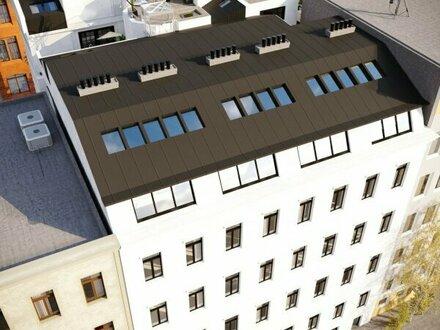** DG-Maisonette in 1030 Wien ** 2-Zimmer Wohnung mit Loggia und TOP-Ausstattung