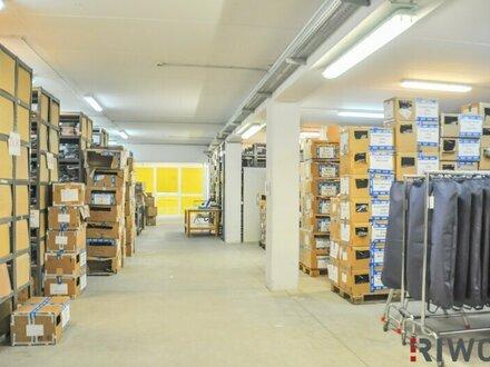 Betriebsobjekt im Industriegebiet Klosterneuburg