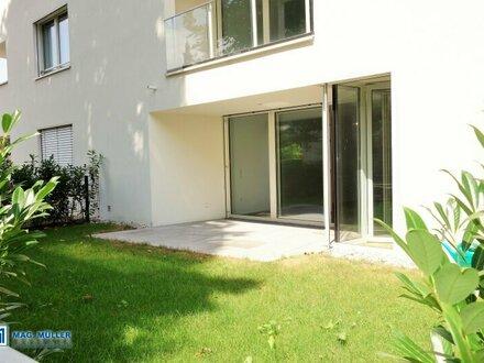 Erstklassige 2-Raum-Gartenwohnung an der Salzach nahe dem Mirabellgarten