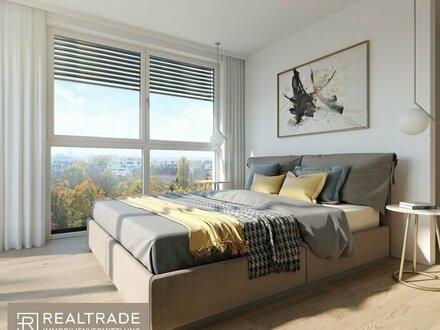NEW PRESTIGE - Luxus Dachgeschosswohnung mit 360 Grad Dachterrasse am unteren Belvedere in zentraler Lage (Exklusiver Erstbezug)
