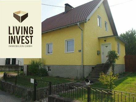 Hübsches Einfamilienhaus mit Garten in Neuhofen zu verkaufen!