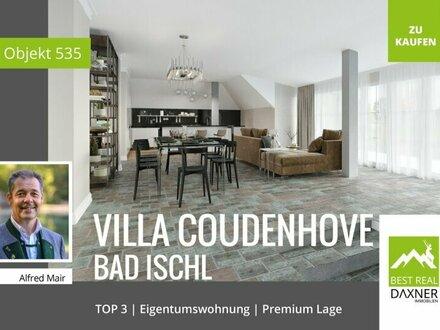 Villa Coudenhove in Bad Ischl - Top 3