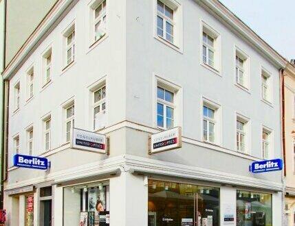 EUM - ZENTRUMSLAGE! Kompaktes Geschäftslokal in repräsentativer Liegenschaft