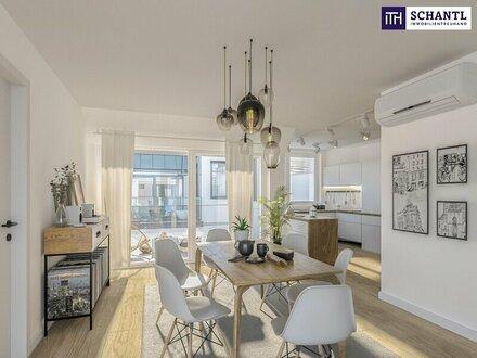 Familien-Hit: Perfekt aufgeteilte 4-Zimmer Dachgeschoßwohnung mit gemütlicher Terrasse Richtung Innenhof!