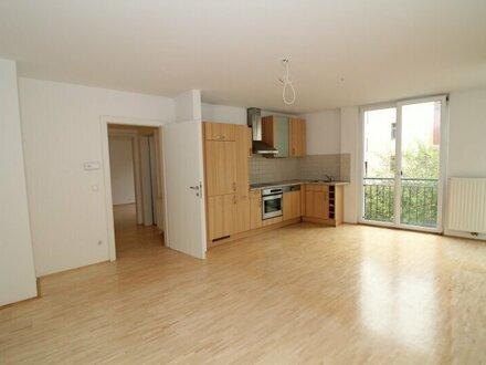 Attraktive 2-Zimmer-Wohnung, ruhig und zentral gelegen - Nahe Salzachkai