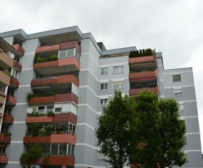 Perfekt für 2! Freundliche 2-Zimmer-Wohnung mit Loggia und Lift