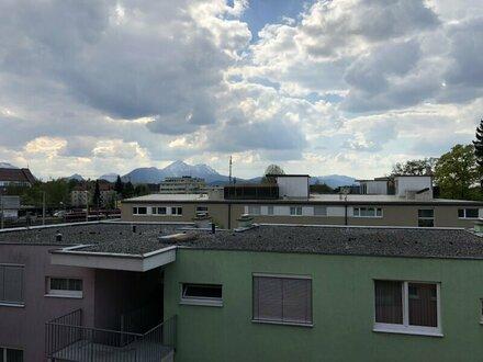 Zentrale 2-Zimmer-Wohnung mit Untersbergblick| ITZLING