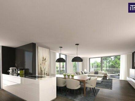 Genuss PUR! 3-Zimmer + tolle Raumaufteilung + schöner Balkon + absolute Ruhelage + Blick ins Grüne!