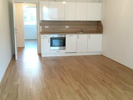 Direkt vom Eigentümer - geräumige 2-Zimmer mit möblierter Küche u. südseitiger Loggia (3_21)
