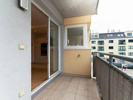 Balkonwohnung mit 2 Zimmern im 12. Bezirk!