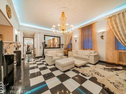 Extravagante, möblierte 5-Zimmer Wohnung, Nähe Sternwartepark