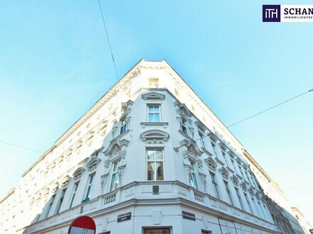 """Goldenes Ottakring""! Perfekte Raumaufteilung + Ideale Anbindung + Rundum saniertes Altbauhaus! TOP-Preis!"