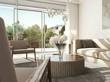 Luxus-Dachgeschosswohnung im Palais mit unverbautem Traumblick (Exklusiver EB)