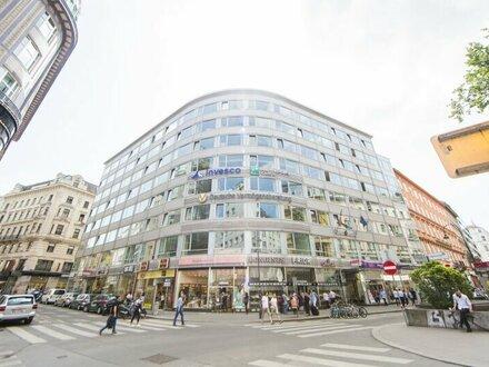 TOP Bürofläche direkt auf de Rotenturmstraße zu vermieten!!