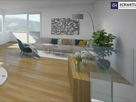 Hier schlägt das Herz höher: GENIAL EINGETEILTE Kleinwohnung mit 2 Zimmer + Terrasse + Grandiosen Ausblick + Photovoltaik…