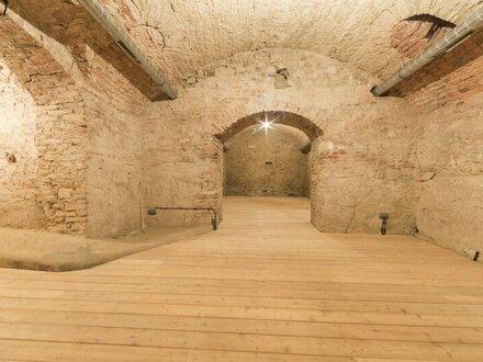Prachtvolles Kellergewölbe in der Grünangergasse, 1010 Wien