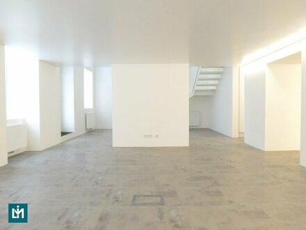 3 Zi. Büro/Studio/Atelier/Agentur im sanierten Stilaltbau