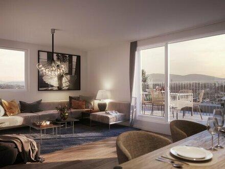 hofseitige 4 Zimmer mit Terrasse u. inkl. Küche - provisionsfrei direkt vom Eigentümer - LIWI280/181