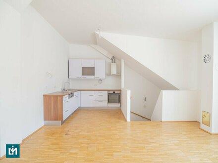 Großzügige 3 - Zimmer Terrassen-Maisonette in Ruhelage am Hauptplatz!