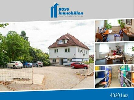 276 m² Bürogebäude mit 18 Parkplätzen