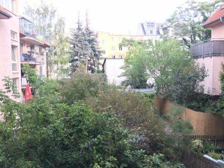 Entzückende 1 Zimmerwohnung mit Balkon! Nähe Elterleinplatz!