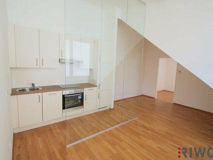 ***DG-Appartement --- Erstbezug --- Zentral gelegen --- möblierte Küche --- Videobesichtigung***