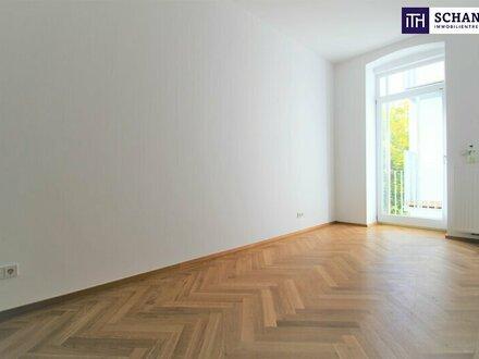 Wunderschön sanierte Wohnung mit Südbalkon in revitalisiertem Altbauhaus im exklusiven Bezirk Döbling!