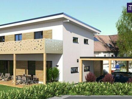 Sonniges Niedrigenergiehaus in Ruhelage/Neubau/ Eggersdorf