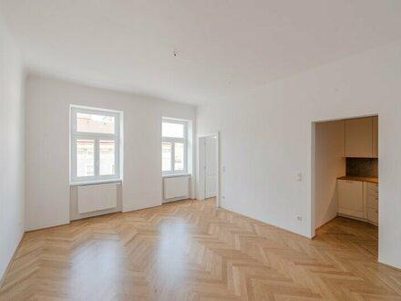 ++NEU++ Kernsanierte 2-Zimmer (+ Küche) ALTBAUwohnung, saniertes Haus! **optimaler Grundriss**