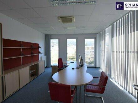 ITH: Penthouse-Büro in Innenstadt-Lage mit sensationellem Ausblick!