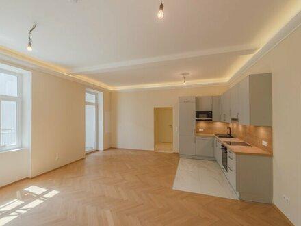 ++NEU++ Premium 3-Zimmer Altbau-ERSTBEZUG mit ca. 7m² Terrasse! FREI VERMIETBAR!