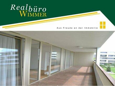 Neuwertige 3-Zimmer-Wohnung mit großer Loggia