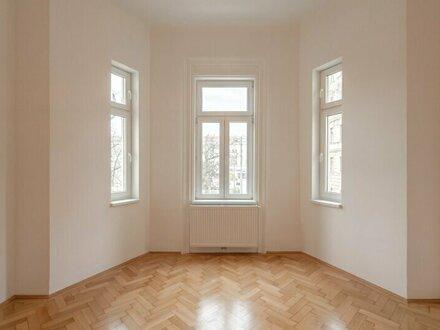 ++NEU++ 3-Zimmer ERSTBEZUG mit getrennter Küche und Balkon in Toplage! Burggasse-Stadthalle, tolle Aufteilung!