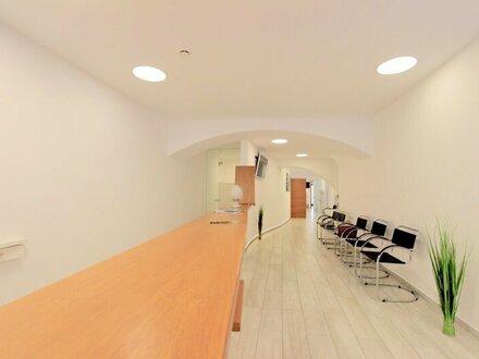 Perfekte Ordinationsräumlichkeiten (auch für Ärztegemeinschaft) im Herzen Wiener Neustadts