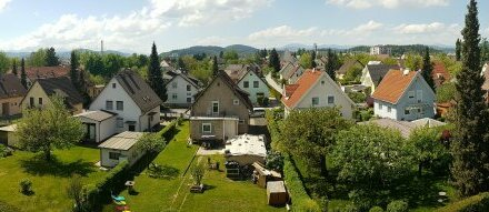 Helle 3 - Zimmer Wohnung in Welzenegg mit unverbaubarem Ausblick
