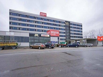 Vermietet werden komplette Etagen in einem modernem Bürohaus in Liesing