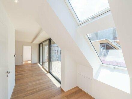 ++NEU++ Großzügiger 2-Zimmer DG-ERSTBEZUG mit 15m² Balkon, SÜD-WEST! **VIDEOBESICHTIGUNG**