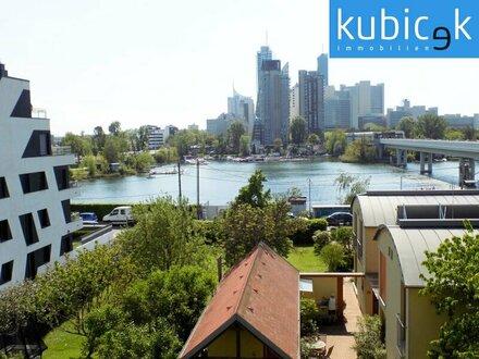 Rarität am Wasser - Alte Donau