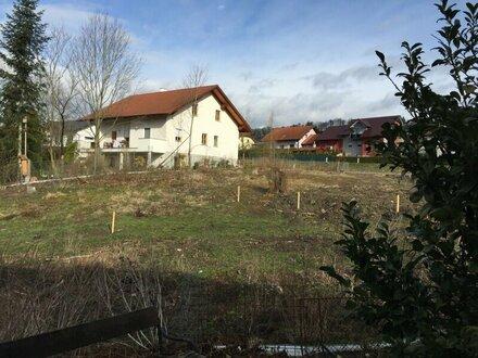 Zwei sonnige Grundstücke in schöner Süd/West- Ausrichtung in 4076 Unterfreundorf