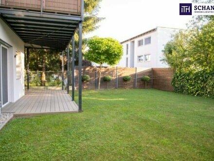 Traumhaftschöne Gartenwohnung in Ruhelage und nobelster Ausstattung!