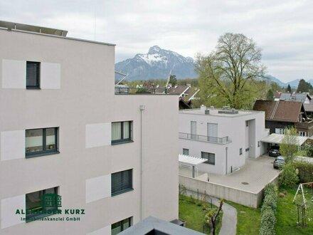 3-Zi-Wohnung mit Balkon im obersten Stock