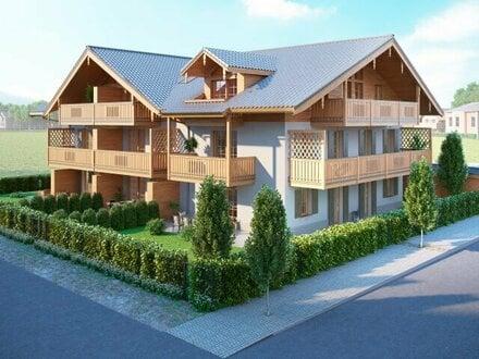 Wohnglück: 3-Zimmer-Wohnung im DG, Top 12